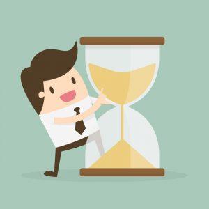Registrar jornada a tiempo parcial ley