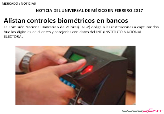control biometrico mexico