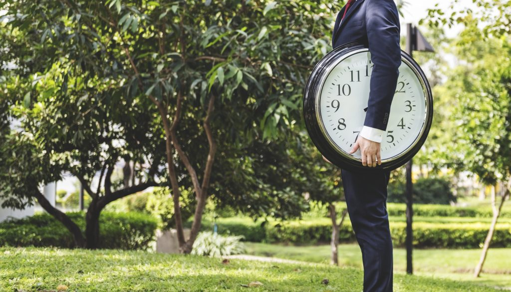 control de horas trabajadas