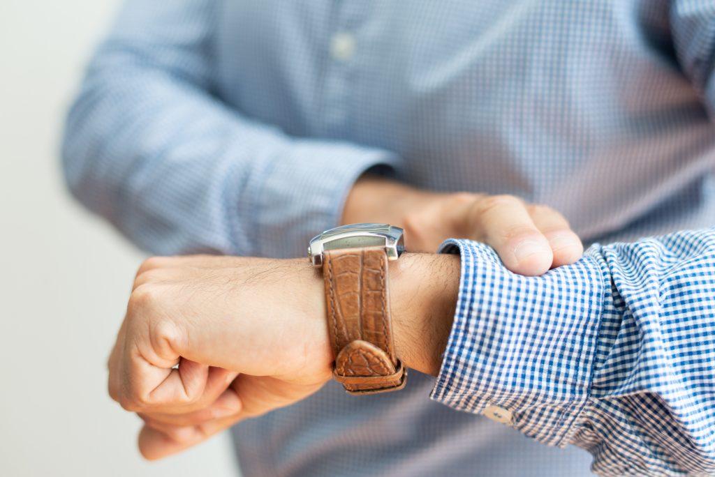 ley sobre el control horario