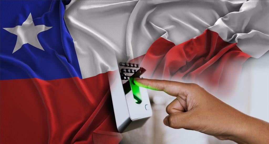 Chile registro de jornada