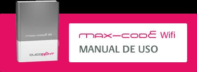 Manual de uso de Max-Code Wifi, control de presencias