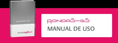 Manual de uso de Rondas GS, control de rondas