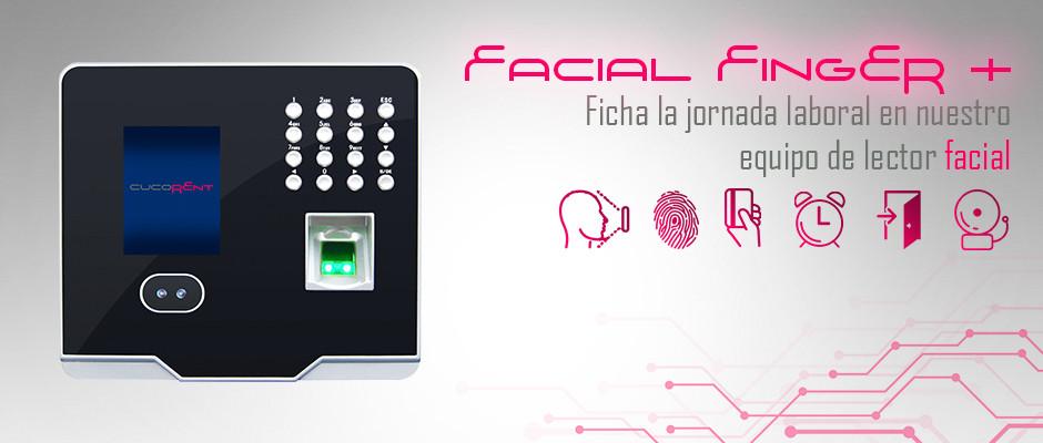 Facial Finger +