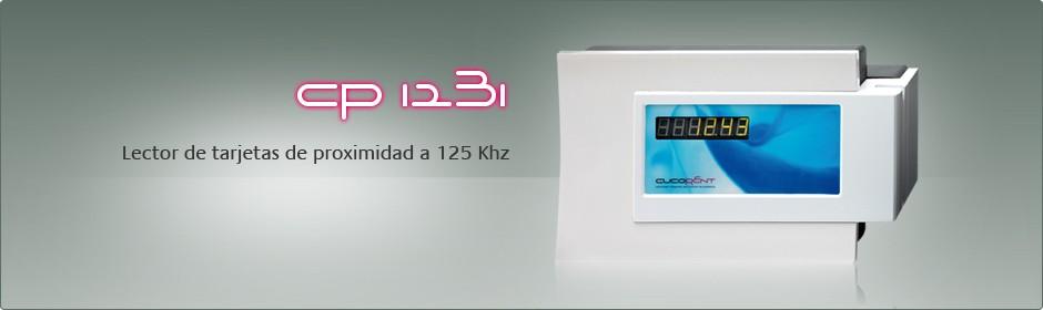 CP 1231, sistema de control de presencias