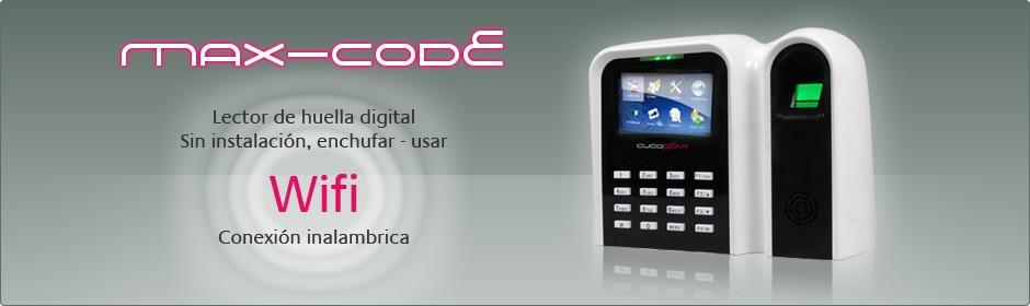 Max Code Wifi, sistema de control de presencias