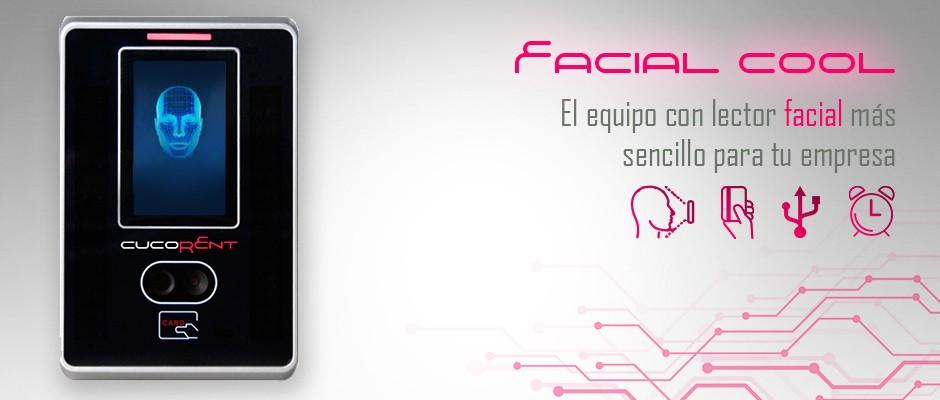Facial Cool, sistema reconocimiento facial